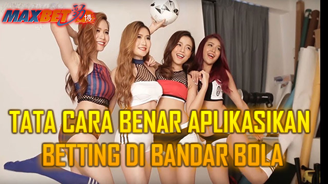 Bandar Bola Server Maxbet Indonesia